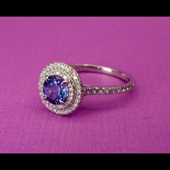 693f15017 Tiffany & Co. Jewelry | Tiffany Soleste Ring75 | Poshmark